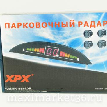 Парктроник XPX PS-703 (4 датчика) голосовой
