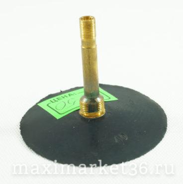 Вентиль для ремонта акамер ГК-50 (вварной)