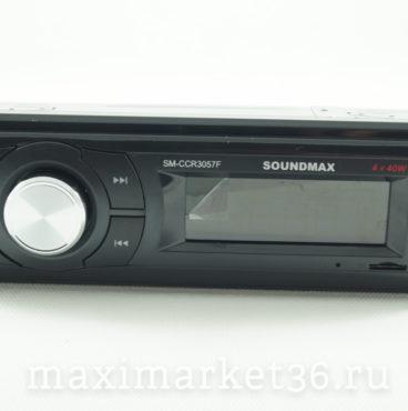 Магнитолла SOUNDMAX SM-CCR 3057F B 9000