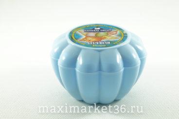 Освежитель воздуха-ароматизатор GEL FRESH mix (РАКУШКА) 12 запахов