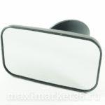 Зеркало всалонное на присоске Дамское