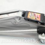 Домкрат гидравлический ТИТАН подкатной 2т в чемодане (360) 20008