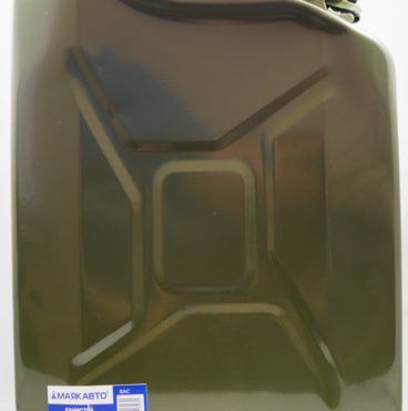 Канистра для бензина металлическая 20л Маякавто 20лк