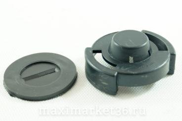 Крышка расширит. бачка - 2105--1311065 с резин. Пластмасс.
