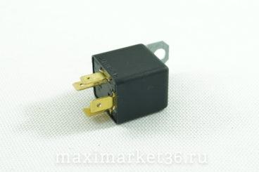 Реле стартера 4-х конт. с кронштейном, 12В. 30А 2101-2112 г.Псков 75.3777 Оригинал
