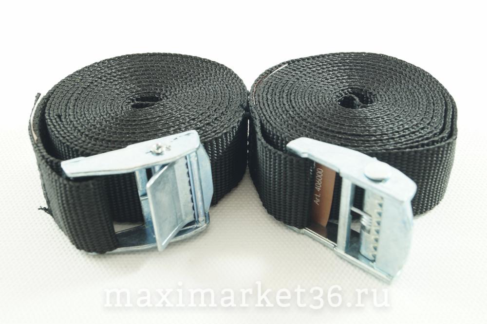 Стяжка груза ALKA (ремень для крепления багажа с замком) 2х2,5м