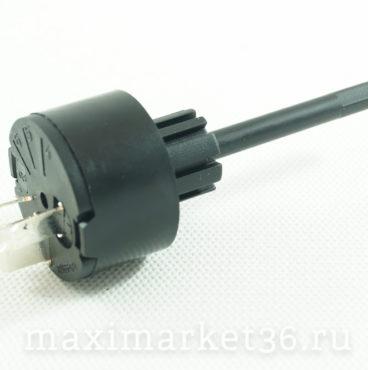 ВЫключатель отопителя ВАЗ 2108-09, Газель 63.3709 без ручки