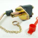 Выключатель (размыкатель) массы 24В с ключом универсальный (XL-012) NP019 0021