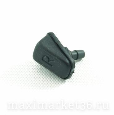 Жиклёр омывателя рассеивающий (длинная голова- 1 глаз) ВЕЕРНЫЙ 10 шт