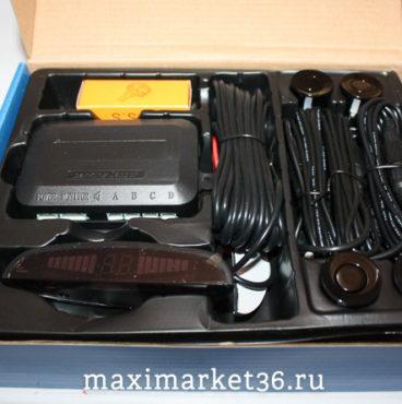 Парктроник (сенсор парковочный) М5   PZ 300 чёрный  300ч