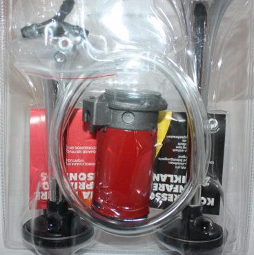 Сигнал 2-х рожковый  хром  ST 1014C 12 V  М5++ /20шт